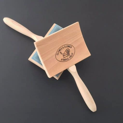 Student Curved Back Cotton Cards