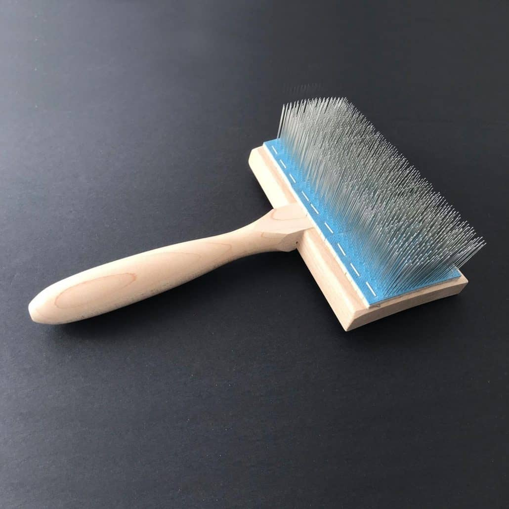 Burnishing Brush